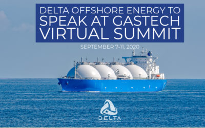 Delta Offshore Energy To Speak At Gastech Virtual Summit